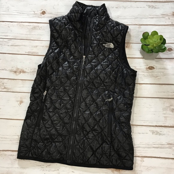 The North Face Jackets & Blazers - The North Face Womens Quilted Vest Jacket Small